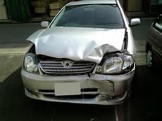 事故修理金額・保険支払い例